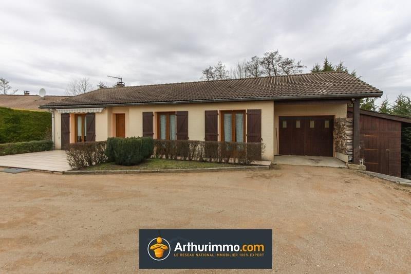 Sale house / villa Morestel 205725€ - Picture 1