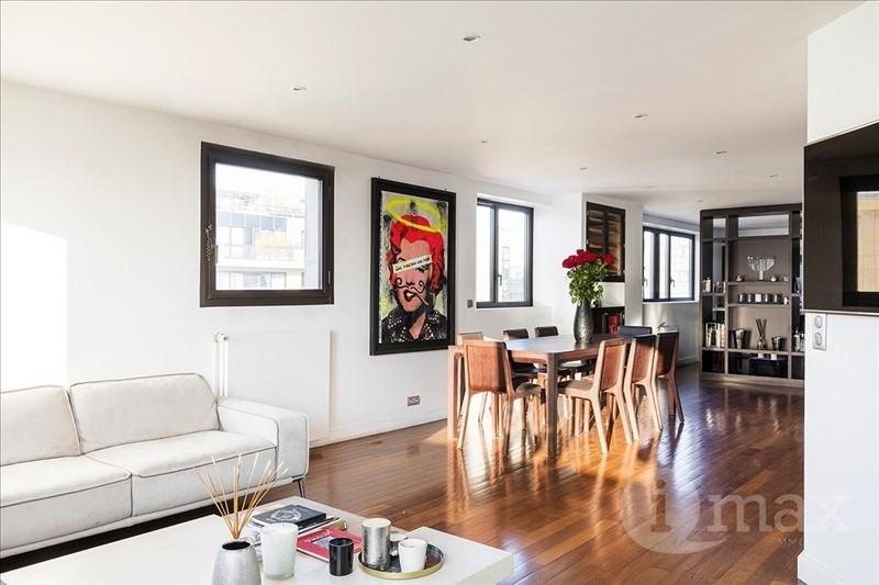 Vente de prestige appartement Levallois perret 1990000€ - Photo 6