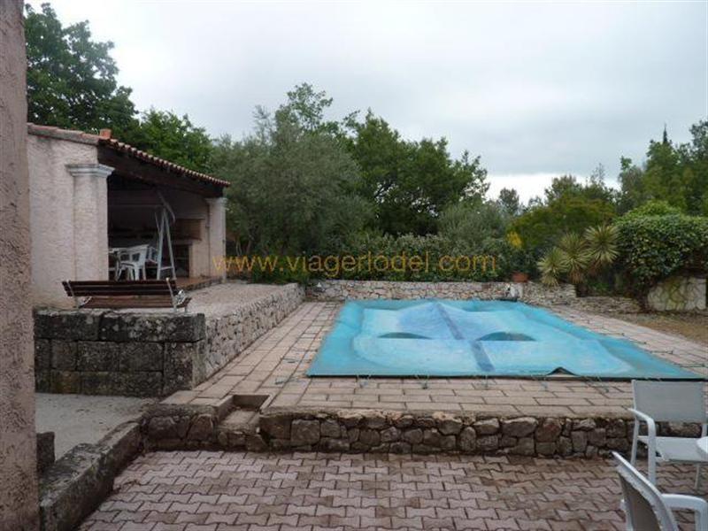 Vendita nell' vitalizio di vita casa Néoules 120000€ - Fotografia 12