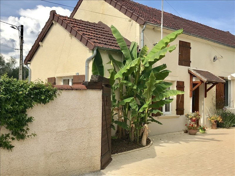 Vente maison / villa Garchizy 195000€ - Photo 1