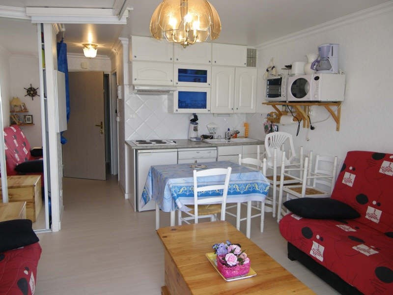 Vente appartement Fort mahon plage 91 900€ - Photo 2