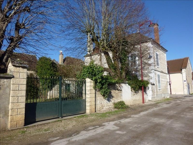 Vente maison / villa Vincelles 112000€ - Photo 2