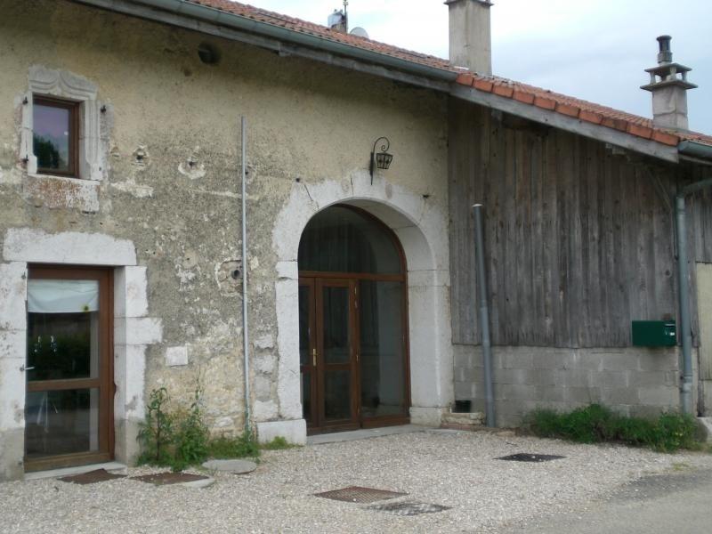 Rental apartment Sonthonnax la montagne 300€ CC - Picture 1