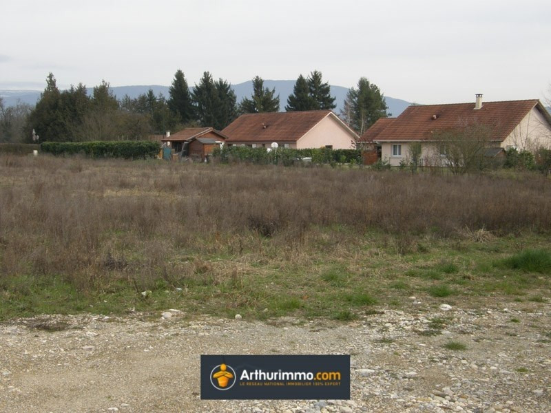 Vente terrain Morestel 77000€ - Photo 3