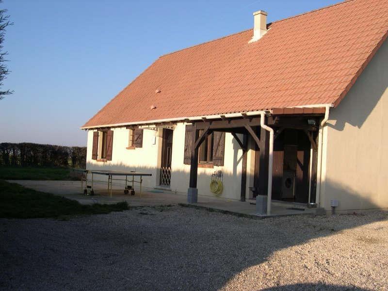 Vente maison / villa Les thilliers en vexin 200080€ - Photo 1