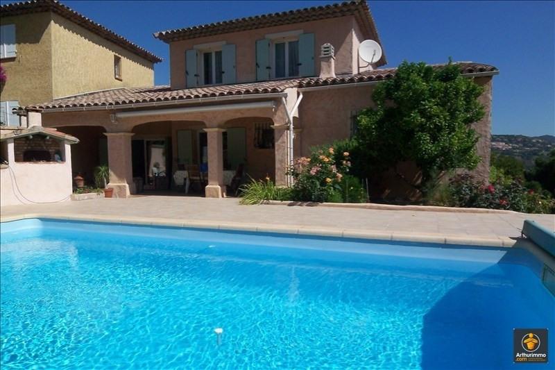 Vente de prestige maison / villa Sainte maxime 630000€ - Photo 1