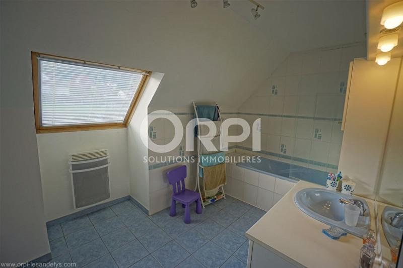 Vente maison / villa Gaillon 294000€ - Photo 11