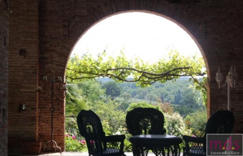Vente de prestige maison / villa Montastruc-la-conseillere secteur 690000€ - Photo 11