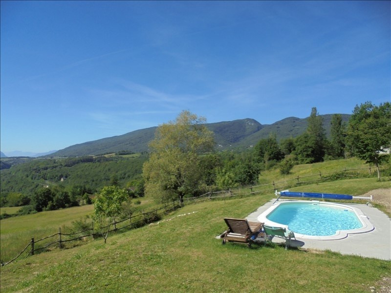 Vente de prestige maison / villa Bellegarde sur valserine 570000€ - Photo 7