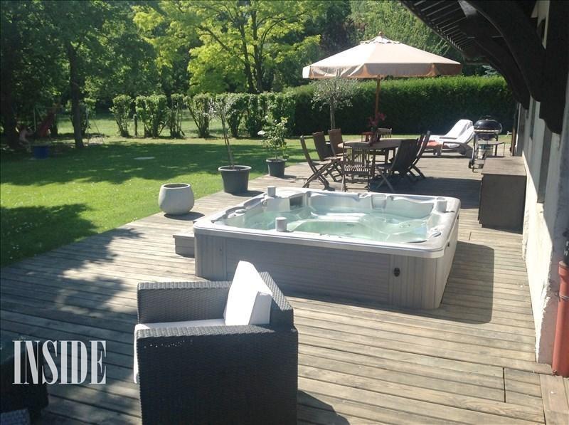 Vente de prestige maison / villa Segny 895000€ - Photo 1