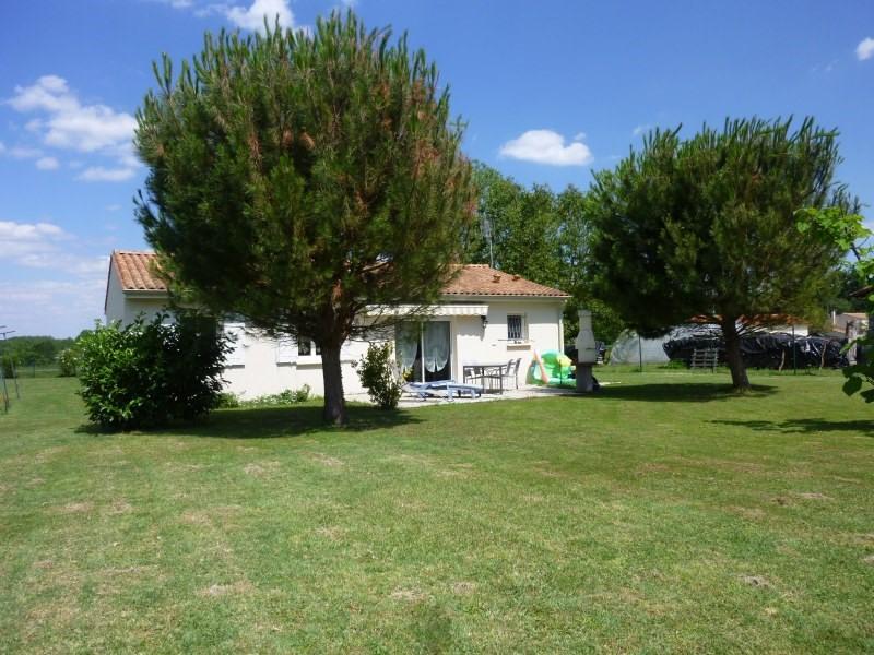 Sale house / villa Rouffiac 124500€ - Picture 1