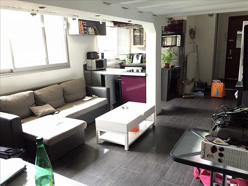 Vente loft/atelier/surface Paris 11ème 649000€ - Photo 1