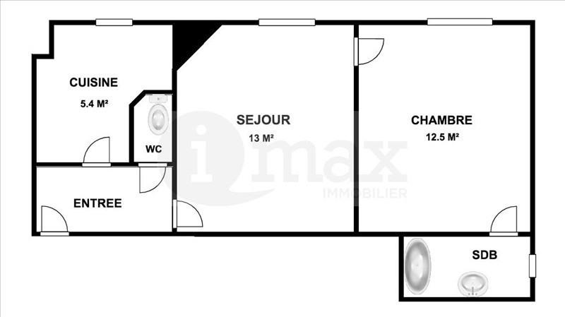 Sale apartment La garenne colombes 240000€ - Picture 4