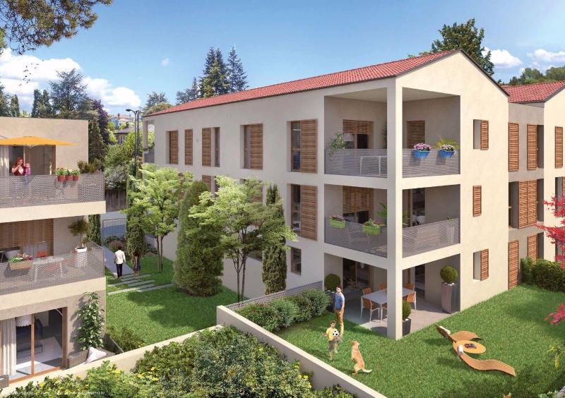 Sale apartment Ste foy les lyon 430000€ - Picture 2