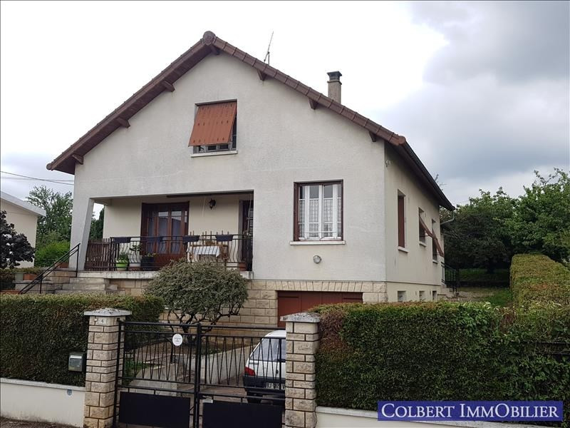 Vente maison / villa Ligny le chatel 138 000€ - Photo 1
