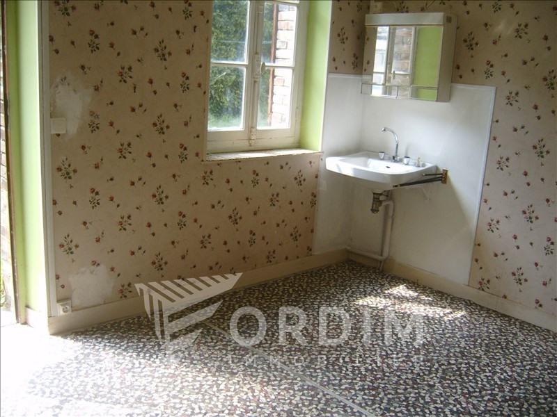 Vente maison / villa St julien du sault 94000€ - Photo 6