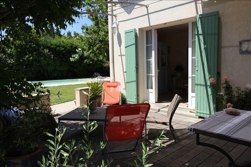 Vente maison / villa Entraigues sur sorgues 334000€ - Photo 10
