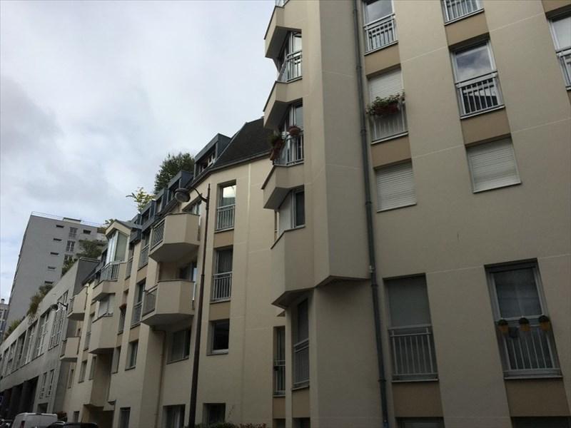 Sale apartment Paris 19ème 435000€ - Picture 2