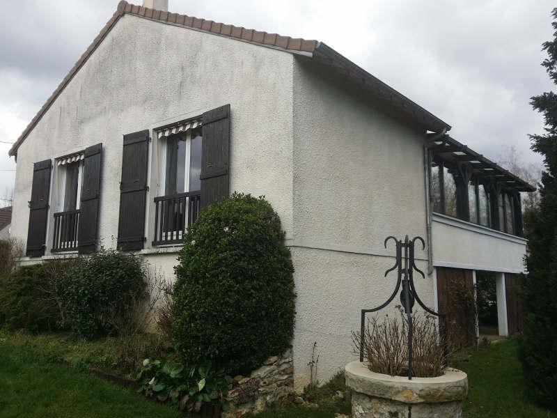 Vente maison / villa Montmorency 470000€ - Photo 2