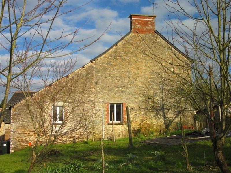 Vente maison / villa Bain de bretagne 91800€ - Photo 2