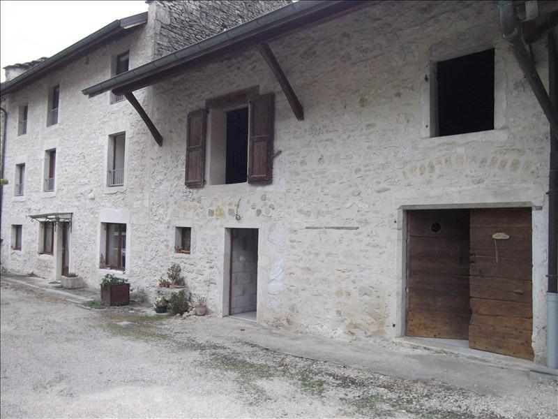 Vente maison / villa Belley 295000€ - Photo 1