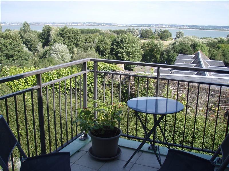 Vente appartement Honfleur 536000€ - Photo 1