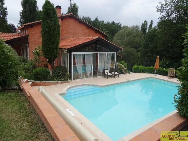 Vente maison / villa Montastruc-la-conseillere 449000€ - Photo 3