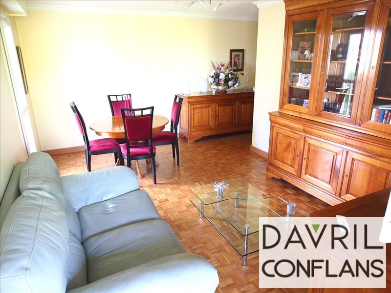 Vente appartement Conflans ste honorine 212000€ - Photo 2