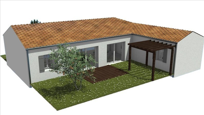 Sale house / villa La tranche sur mer 213570€ - Picture 3
