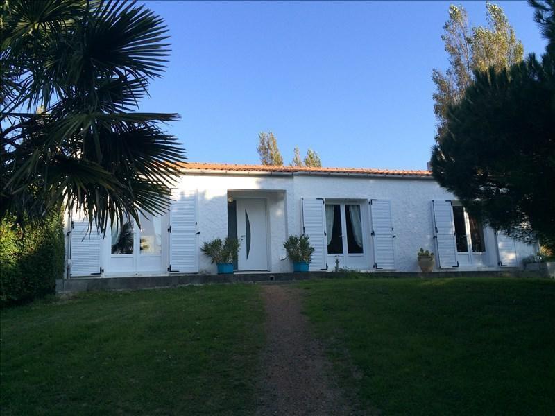 Vente maison / villa Jard sur mer 208000€ - Photo 1