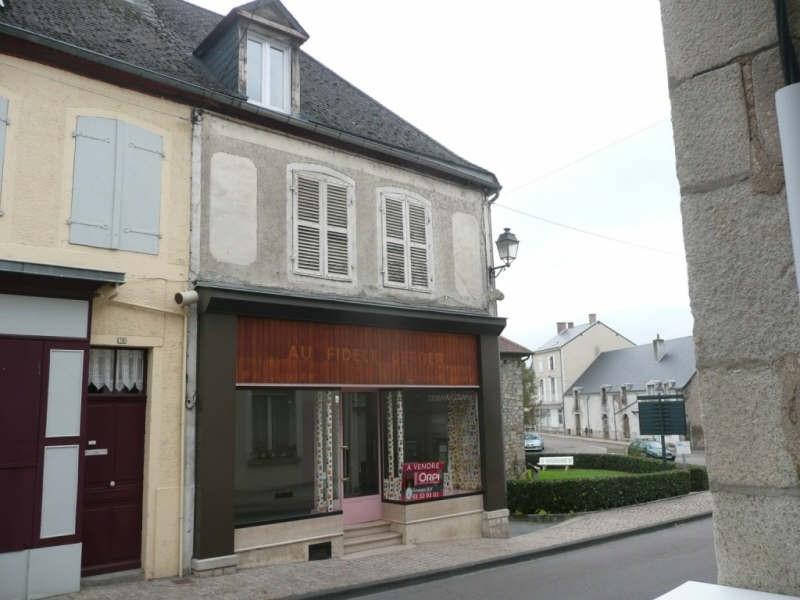 Vente immeuble Luzy 76000€ - Photo 1