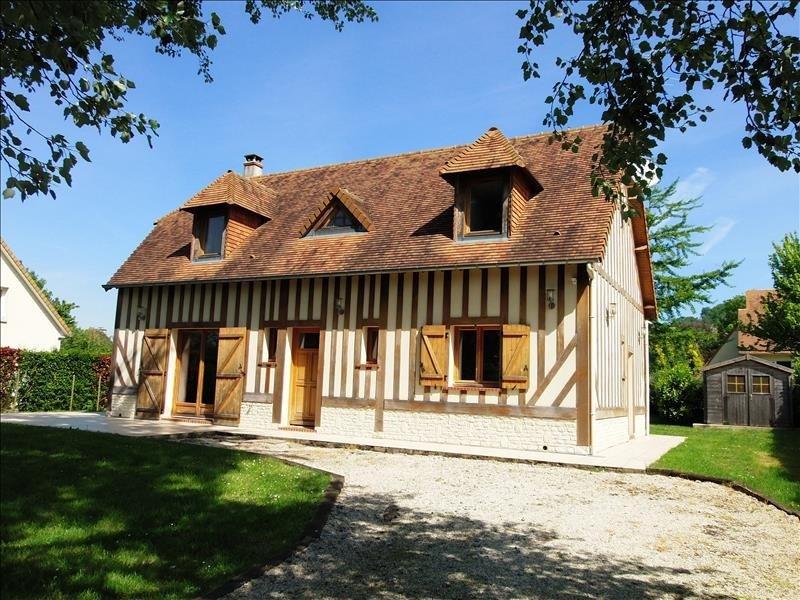 Vente maison / villa Blonville sur mer 430000€ - Photo 2