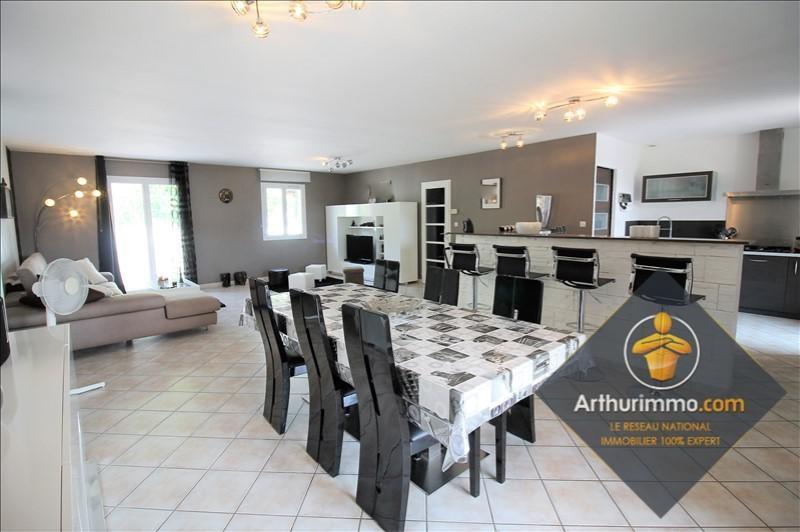 Sale house / villa Tignieu jameyzieu 319000€ - Picture 10