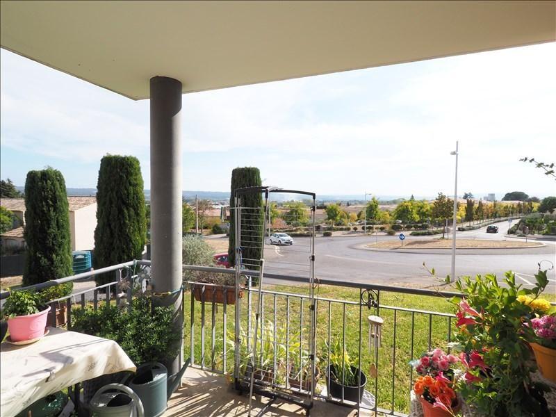 Sale apartment Manosque 135000€ - Picture 1
