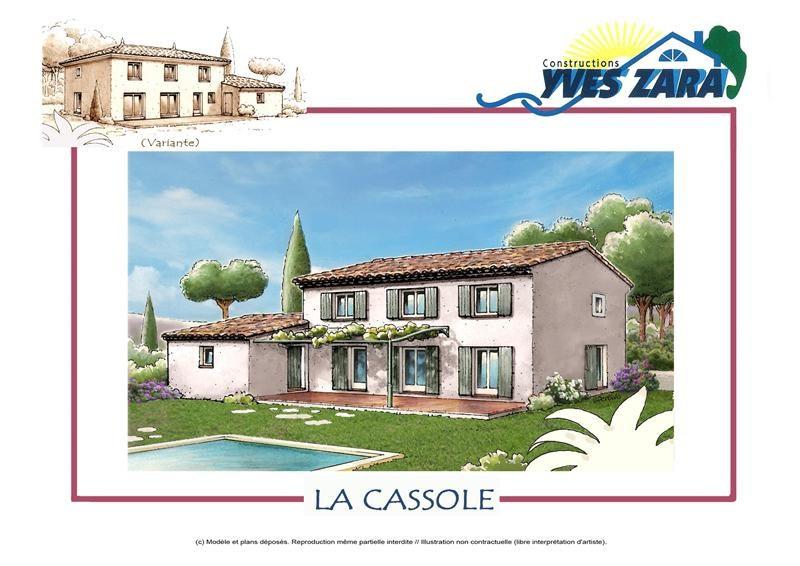 Maison  5 pièces + Terrain 480 m² La Farlède (83210) par CONSTRUCTIONS YVES ZARA