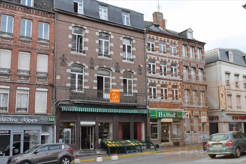Sale building Avesnes sur helpe 311 000€ - Picture 1