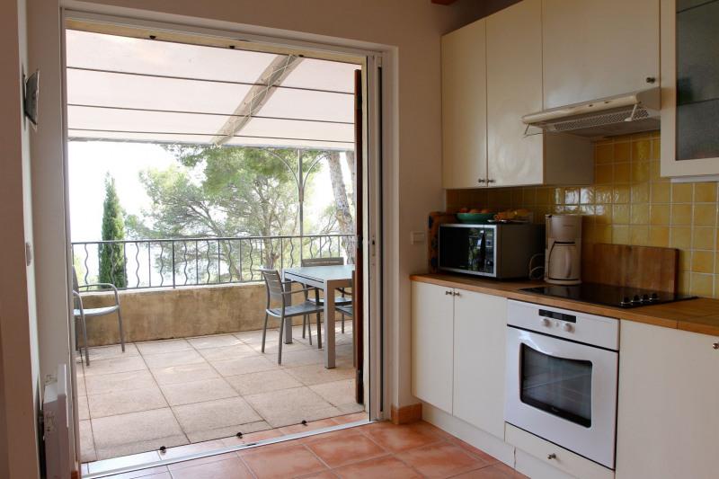 Location vacances maison / villa Cavalaire sur mer 1500€ - Photo 20
