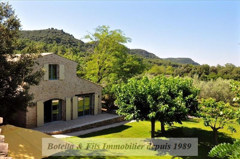 Immobile residenziali di prestigio casa Uzes 763000€ - Fotografia 1