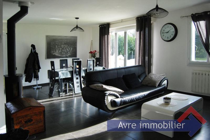 Sale house / villa Verneuil d avre et d iton 132000€ - Picture 1