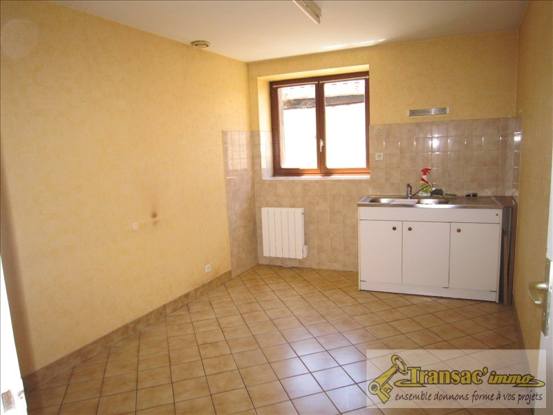Investment property house / villa Peschadoires 128 400€ - Picture 2
