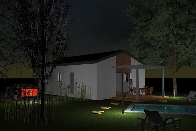 Maison  3 pièces + Terrain 650 m² Muret (31600) par C3H