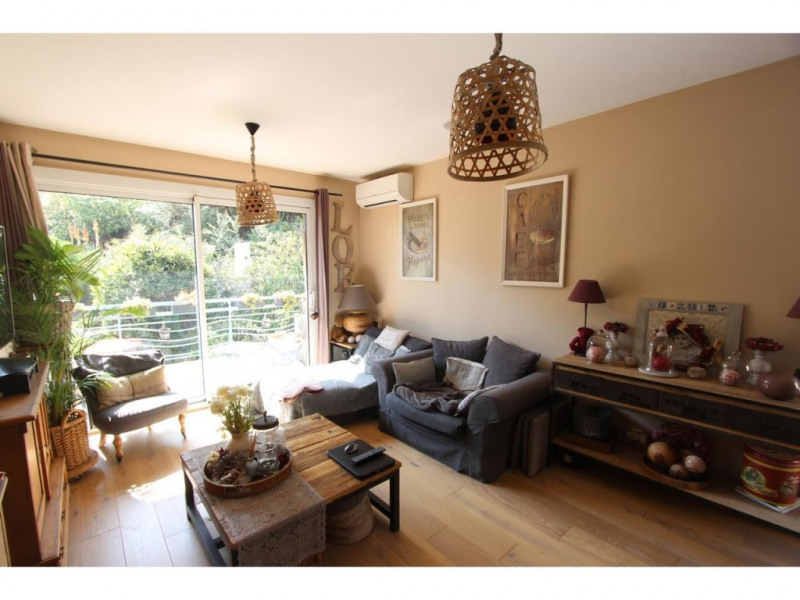 Sale apartment Villefranche-sur-mer 455000€ - Picture 3