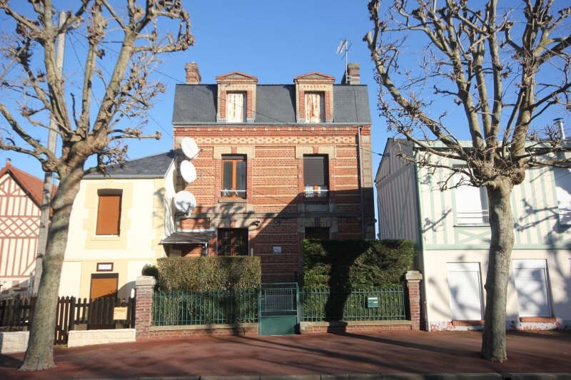 Vente maison / villa Villers sur mer 243000€ - Photo 1