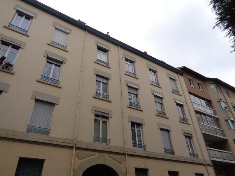 Location appartement Lyon 8ème 509€ CC - Photo 1