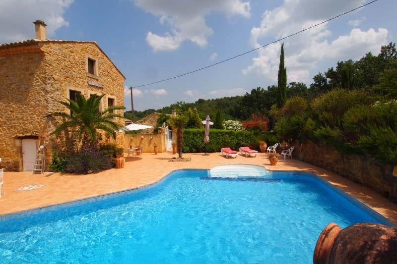 Vente de prestige maison / villa St paulet de caisson 598500€ - Photo 4
