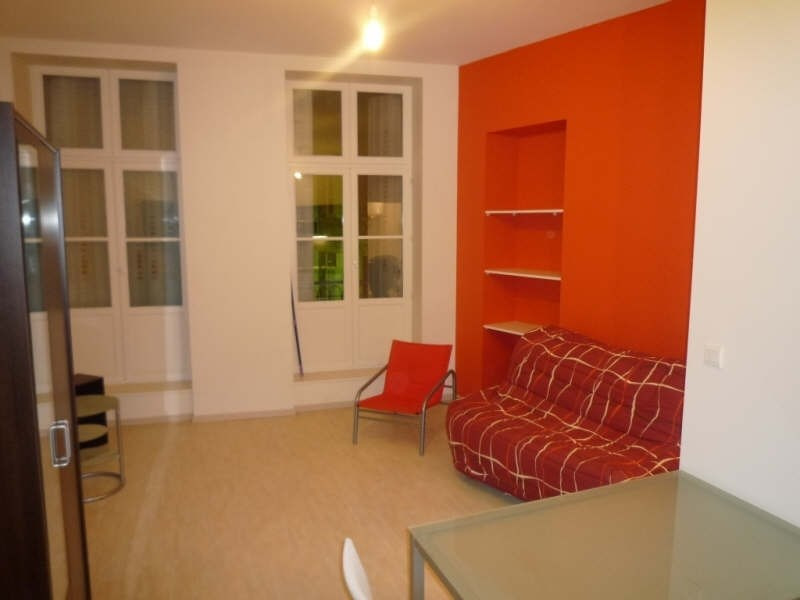Rental apartment Moulins 408€ CC - Picture 1