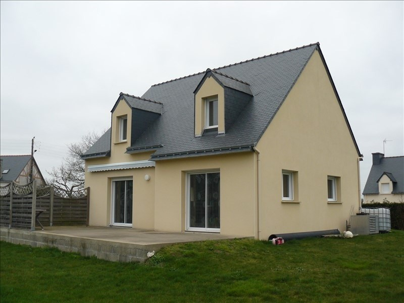 Vente maison / villa Guegon 164200€ - Photo 1