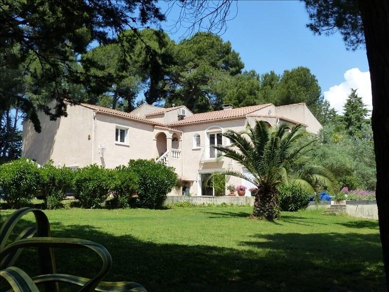 Deluxe sale house / villa Beziers 595000€ - Picture 1