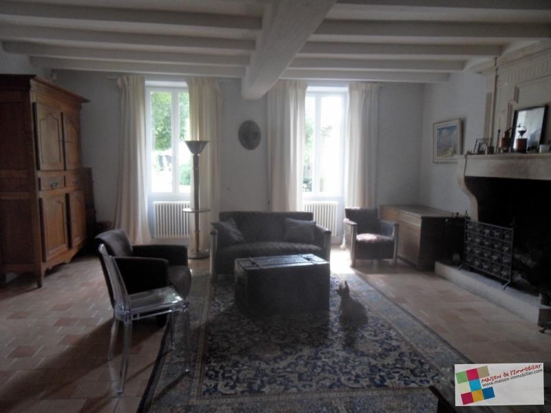 Vente maison / villa Salles d angles 424 000€ - Photo 2