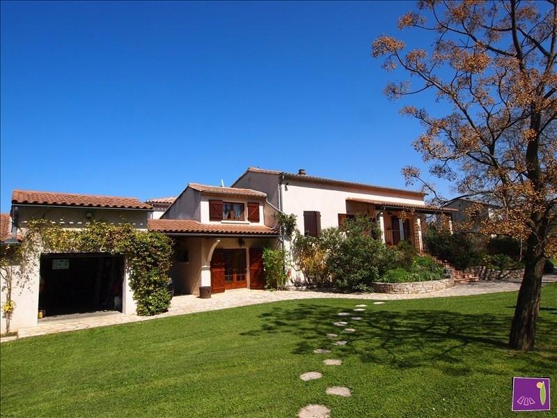 Sale house / villa Uzes 490000€ - Picture 2